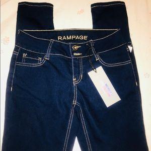 Rampage Skinny Jeans